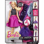 Barbie Fashion Mix´n Match Doll, Orig Mattel, Usa!!