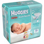 Fralda Huggies Soft Touch Mônica Rn Kit Com 162 Fraldas