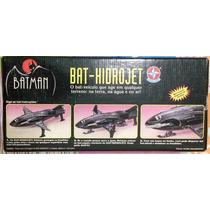 Carrinho Batman Bat-hidrojet Estrela Novo Na Caixa