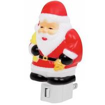 Luz Noche Forma Figura Santa Claus Foco E12 Voltech 46136