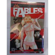 Fables Vol.3 Una Historia De Amor Vertigo Tpb