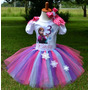 Tutu Sofia Peppa Princesas Frozen Minnie Descendiente Y Mas