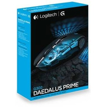 Mouse Logitech Gamer Daedalus Prime G302 Laser Moba 4000dpi