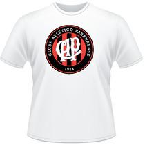 Camiseta Camisa Personalizada Atlético Paranaense Futebol