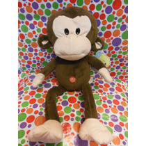 Peluche Mono Con Sonido (chico)