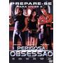 Dvd Perigosa Obsessão - Carol Castro - Original Novo Lacrado