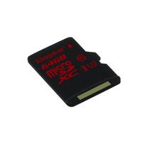 Kingston 64g Micro Sdxc Uhs-i Cclase 3 (u3) Sin Adaptador