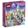 Lego Disney Princess 41055 Romántico Castillo De Cenicienta