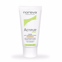 Actipur Crema Anti-imperfecciones Tinte Claro 30ml