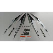 Kit Adesivos Suzuki Yes 125 2008 Prata
