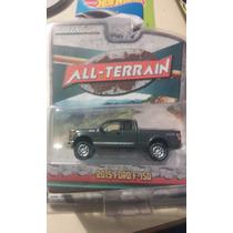 Greenlight Coleccion Serie All Terrain Ford F150 2015
