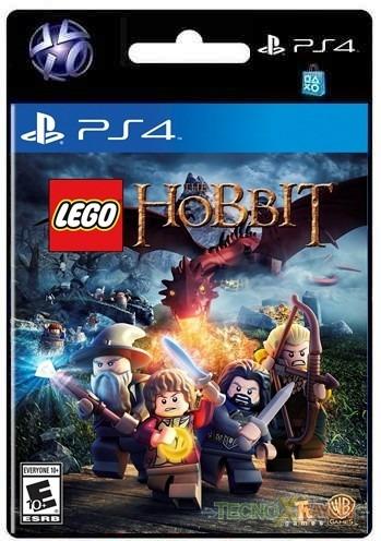 Lego The Hobbit Juego Ps4 Store Playstation 4 Stock 372 51 En