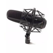 Microfone Condensador Power Dynamics Pds-m01 Fet Confira!