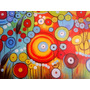 Cuadros Oleos Tela Abstracto Moderno Decorativo<br><strong class='ch-price reputation-tooltip-price'>$ 49.000</strong>
