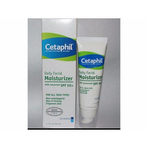 Cetaphil Loção Hidratante Facial Diário Fps 50 - 50 Ml
