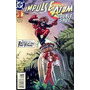 Impulse & The Atom - Double-shot Nº1 - Dc Comics