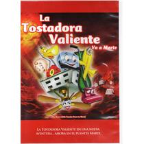 La Tostadora Valiente Va A Marte - 1 Dvd