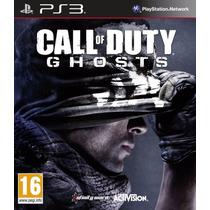 Call Of Duty Ghosts - Ps3 - Psn - Original Midia Digital