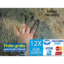 Tapete Muito Peludo Felpudo 2,00x2,40 - Frete Grátis Brasil