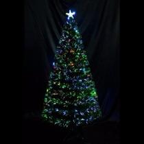 Arbol Navidad Fibra Optica Multicolor 1.80 Mts Envio Gratis
