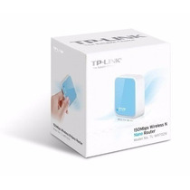 Roteador Tp-link Tl Wr 702n Nano Router 150mbps