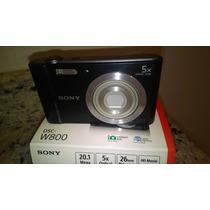 Cámara Sony Cyber-shot Modelo Dsc-w800