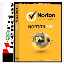 Norton 360 Premier Edicion Licencia Original 2año X 1 Pc