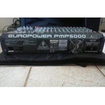 Consola Behringer Pmp 5000 Amplificada 1200watts