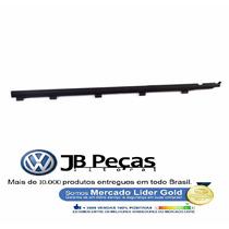 Pestana Externa Da Porta Dianteira Esquerda Polo Hatch/sedan