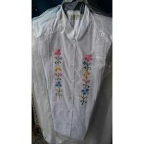 Guayaberas Para Damas Y Blusas Bordadas 100% Yucatecas.