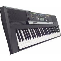 Teclado Piano Yamaha Psr E243 + Adaptador Original
