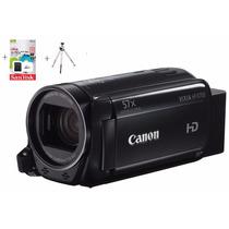 Filmadora Canon Vixia Hf R700-full Hd Entrada Mic+32gb+tripe