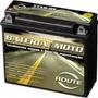 Bateria Route Ytx7l Bs Tornado Twister Ybr Xtz Ys 250 - Fas!