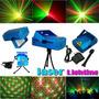 R&g Super Mini Proyector Dj Luz Led Discoteca Fiesta De