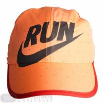 Boné Nike Run Dri-fit Seasons Fitness Running Frete Grátis