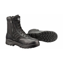 Original Swat Botas Tacticas Classic 9 Safety Plus En Negro