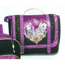Ever After High Mochila Tipo Mensajera Ruz Apple White Raven