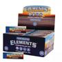 Elements Piteira Slim Perfurada - Caixa 50 Unidades