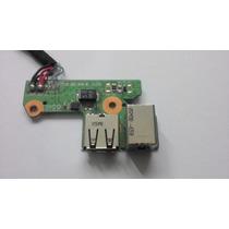 Power Jack Usb Board Compaq F755la - F700
