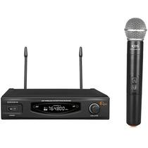 Microfone Sem Fio Uhf Kadosh Kdsw 481m