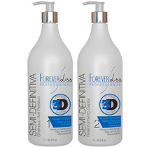 Forever Liss Escova Semi Definitiva Power 3d System 2x1 Lt