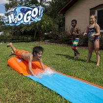 Slide H2o Go Agua De Un Solo Carril