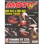 Moto.089 Mai02- Fireblade Honda600 Burg400 Yamaxt225 Polaris