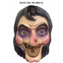 Mascara De Bruja Dia De Muertos