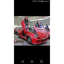 Chevy Pick Up 2002 1.6 Turbo Rojo
