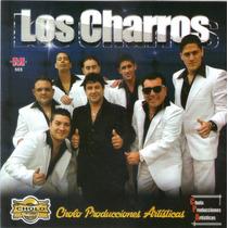 Los Charros - Inolvidable Amor Cd 2015 - Los Chiquibum