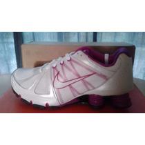 Zapatillas Nike Shox De Mujer