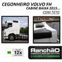 Laterais Cegonheiro Defletor Volvo Fh Baixa 2015... C/ Teto