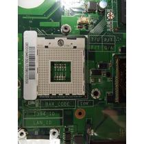 Placa Mãe Motherboard Itautec Infoway Note W7645 Defeito