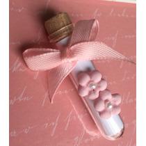Souvenirs Tubo 5 Cm. Bodas Nacimiento 15 Años Baby Shower